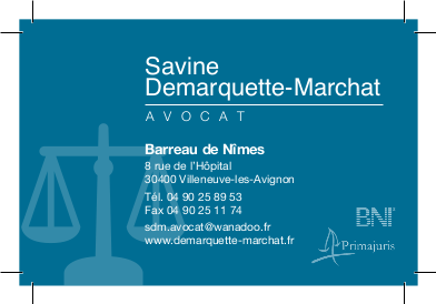 Cabinet Demarquette-Marchat - Avocat
